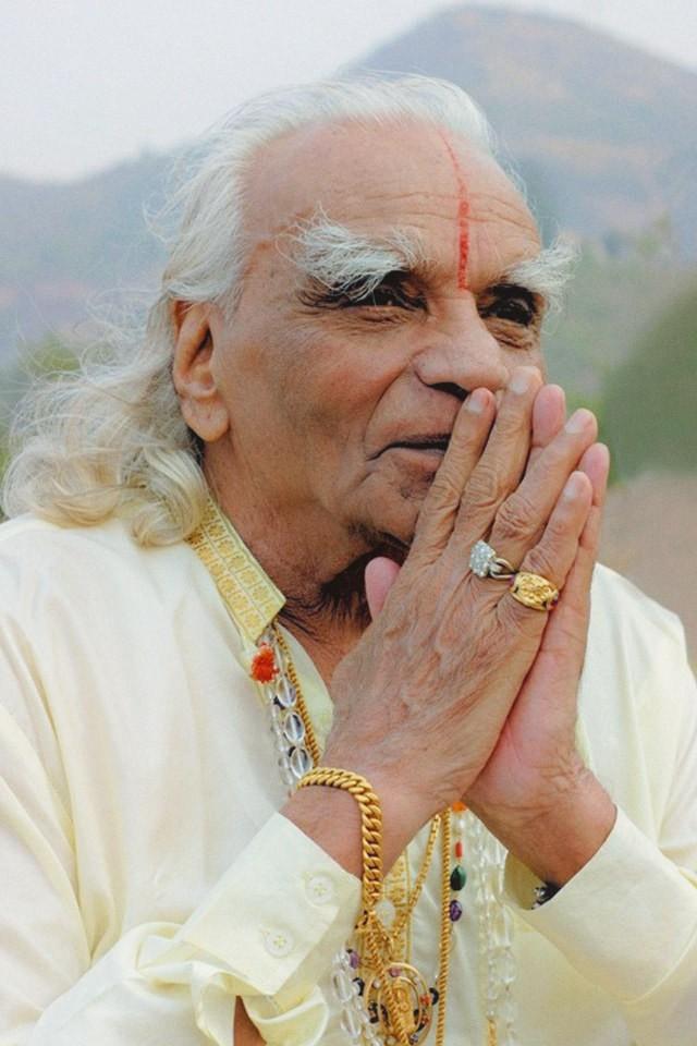 Iyengar Yoga Portrait