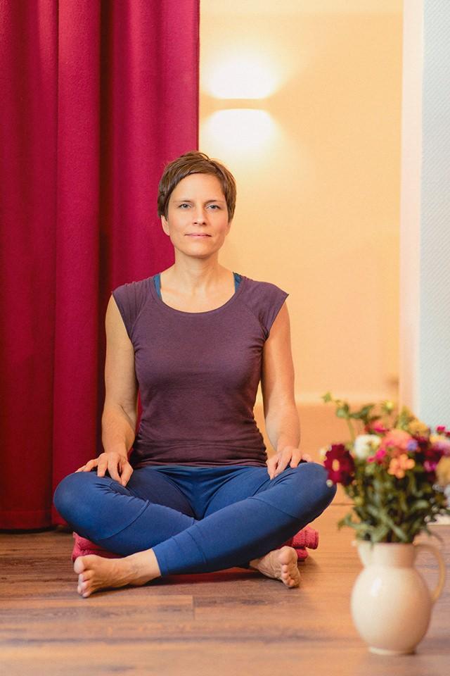 Meditation Scheidersitz
