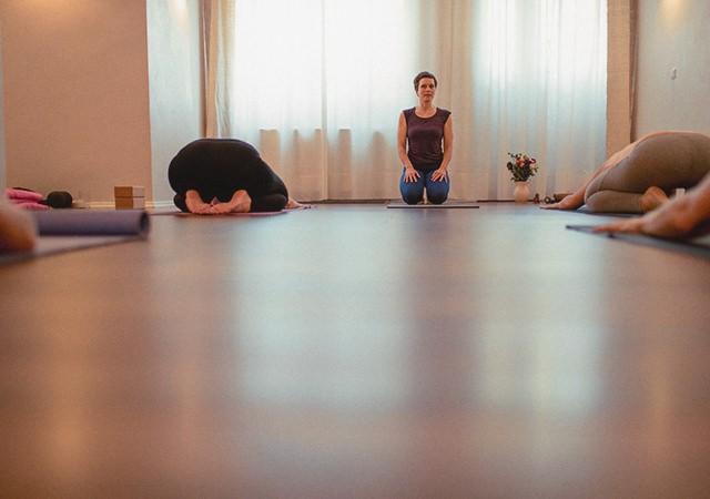 Yoga Kurse Child Position