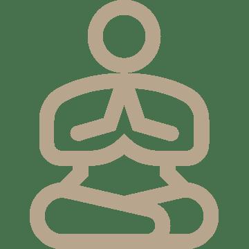 Iyengar Yoga Symbol Meditation