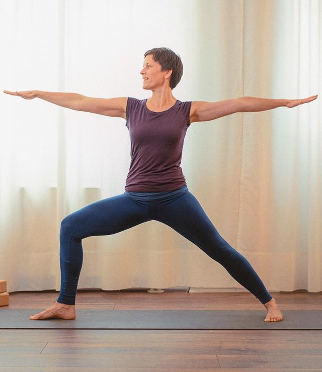 Yoga Ritual Krieger III